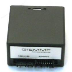 CENTRALE GIEMME RS232-LED 230V DOS COMPACT-SAE 01.13.0132 ORIGINE ASTORIA