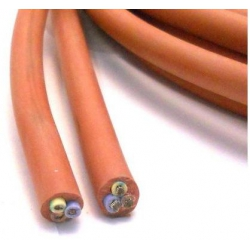 CABLE SILICONE 3X1.5MMý/METRE