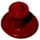 68059-MEMBRANE SILICONE ROUGE