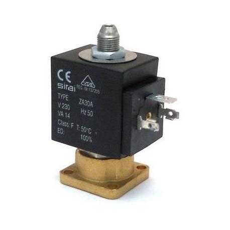 155-LOT 6 ELECTROVANNES SIRAI 3 VOIES 220V
