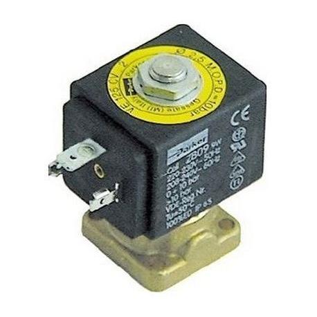 193-LOT DE 10 ELECTROVANNES PARKER 2 VOIES 230V