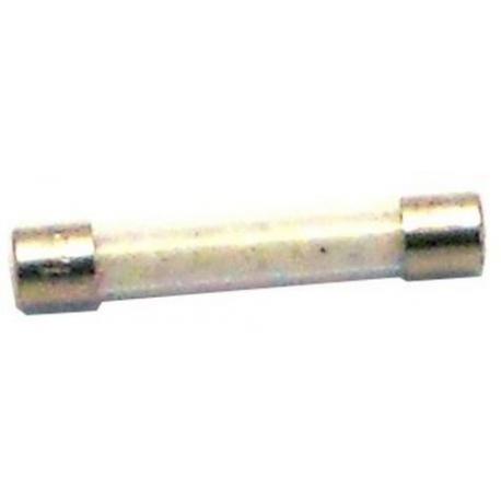 TIQ8370-FUSIBLE 5X30 2A PAR 10P