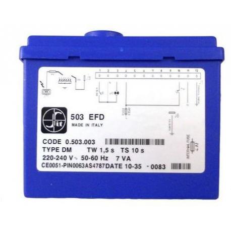 TIQ70891-BOITIER DE COMMANDE EFD503