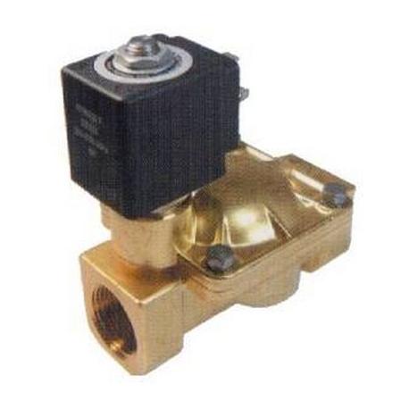 TIQ72-ELECTROVANNE LUCIFER EAU 2VOIES 9W 24V AC 50-60HZ