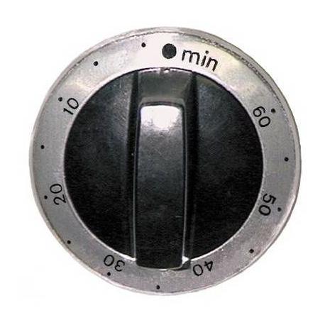 TIQ7298-MANETTE ROTATIVE 63MM