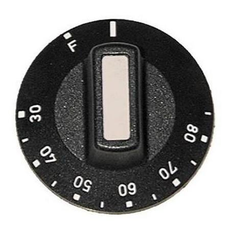 TIQ7243-MANETTE ROTATIVE 50MM ORIGINE
