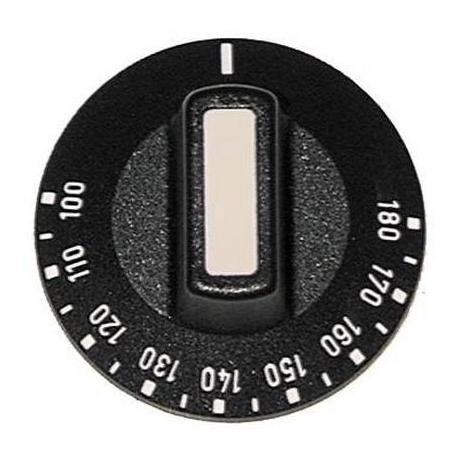 TIQ7355-MANETTE ROTATIVE 50MM