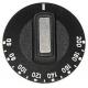 TIQ7356-MANETTE NOIRE 50MM 60-200ø