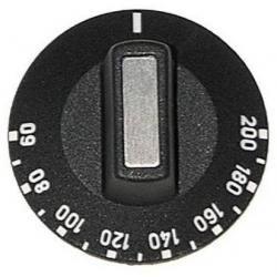 MANETTE NOIRE 50MM 60-200ø