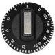 TIQ7354-MANETTE ROTATIVE 50MM 120MN/30