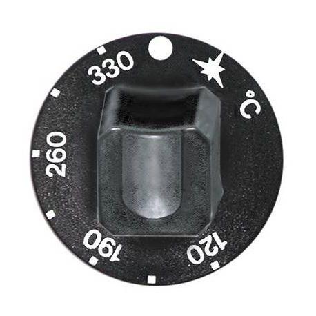 TIQ7389-MANETTE ROTATIVE 55MM