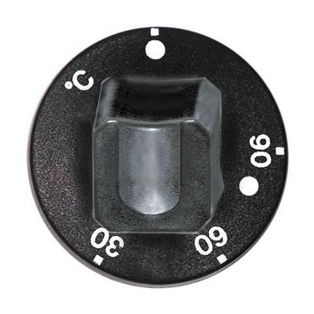 TIQ7338-MANETTE ROTATIVE 55MM 30-90øC.