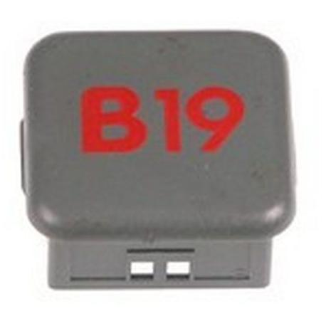 PQQ22-BOUTON VIERGE B-19