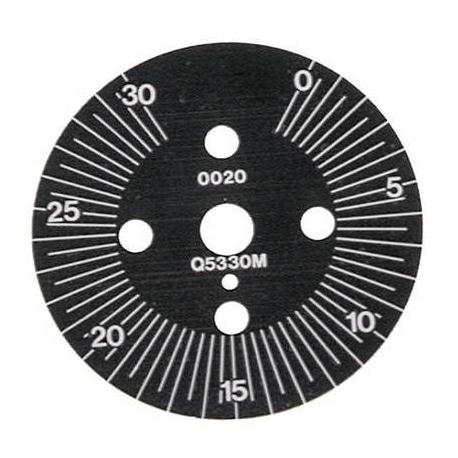 TIQ7454-SYMBOLE MINUTERIE 60MM 30MIN.
