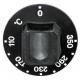 TIQ7481-MANETTE ROTATIVE 55MM