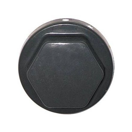 TIQ7484-MANETTE ROBINET DE GAZ AVEC AXEí10X8MM í70MM