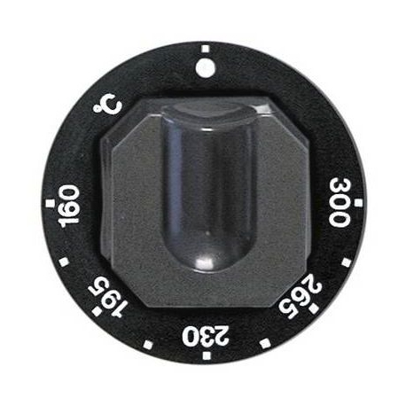 TIQ7499-MANETTE ROTATIVE 70MM