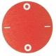 TIQ7425-ANNEAU MARQUEUR ROUGE