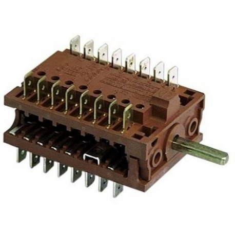 TIQ8750-COMMUTATEUR 4 POSITIONS 250V 16A TMAXI 150°C ORIGINE