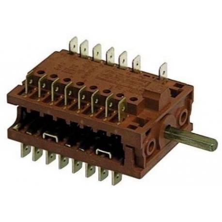 TIQ8778-SELECTEUR PUISSANCE 16A/250V
