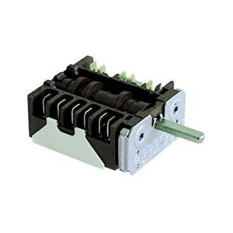 TIQ8866-COMMUTATEUR 2 POSITIONS 250V 16A TMAXI 150°C ORIGINE