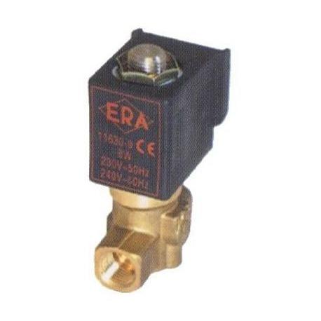 TIQ81-ELECTROVANNE ERA 1/4 FF EAU 230V TMAXI 90°C PRESSION 25BAR