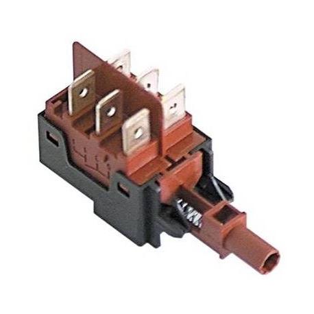 TIQ8163-INTERRUPTEUR 2 CONTACTS 250V