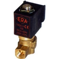 ELECTROVANNE ERA-SIB 2VOIES 8W 24V AC 50-60HZ ENTREE 1/4F SO