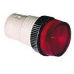 DOUILLE POUR LAMPE D13MM ROUGE