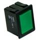 TIQ8446-LAMPE TEMOIN VERT 220V 30X22MM