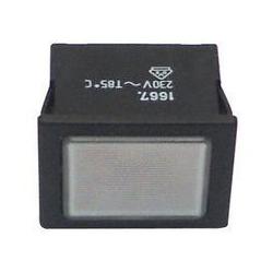 VOYANT BLANC 230V 30X22MM