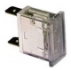 TIQ9561-LAMPE TEMOIN INCOLORE 22X10MM