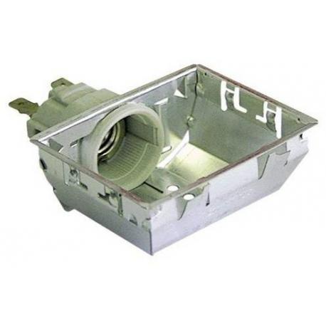 TIQ9590-MONTURE LAMPE E14 70X55
