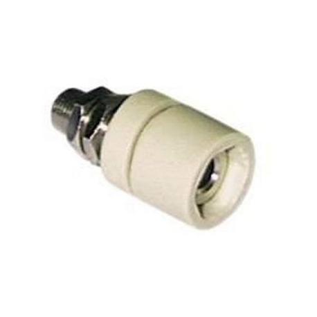 TIQ9666-CONNECTEUR POUR LAMPE QUARTZ