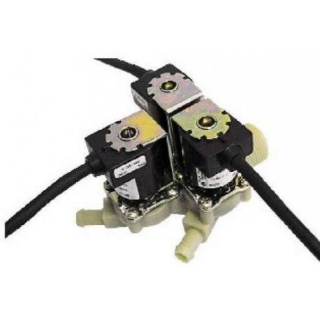 TIQ9056-ELECTROVANNE AUK-MULLER TRIPLE 1VOIE 220-240V AC 50-60HZ