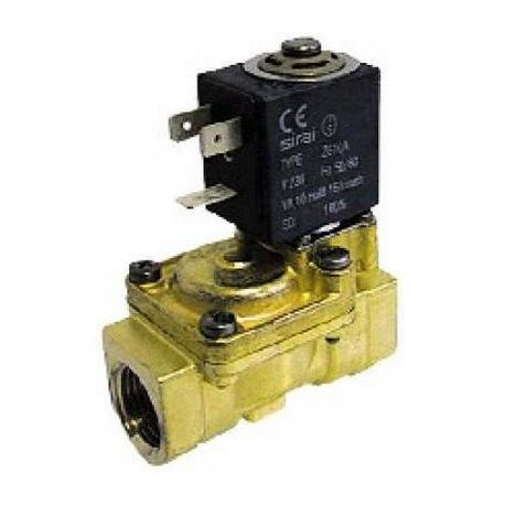 TIQ9088-ELECTROVANNE 2VOIES 4W 230V AC 50-60HZ ENTREE 3/4F
