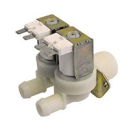 TIQ9008-ELECTROVANNE 2VOIES 24V AC ENTREE 3/4 SORTIE 13MM