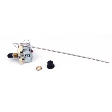 TIQ9119-THERMOSTAT DE SECURITE + PE M9X1 230V 16A TMAXI 132°C