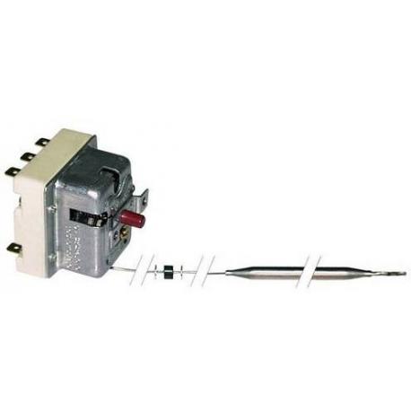 TIQ9218-THERMOSTAT FRITEUSE AVEC PE M9X1 REARMEMENT AUTOMATIQUE 400V