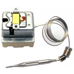 THERMOSTAT + PE M9X1 230V 16A TMAXI 132°C CAPILAIRE 900MM