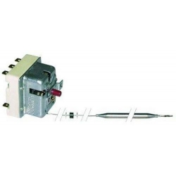 THERMOSTAT 400V 10A TMAXI 140°C CAPILAIRE 900MM BULBE:90MM