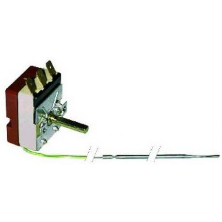 TIQ9379-THERMOSTAT 1 POLE TMINI 50°C TMAXI 320°C CAPILLAIRE 900MM
