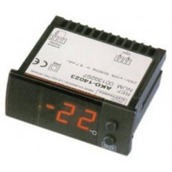 THERMOMETRE AKO D14012 12/24V 71X29MM 1 SONDE NTC INCLUSE