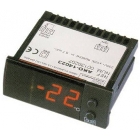 TIQ0505-THERMOMETRE 230VAC -50/+150ø