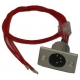 TIQ9484-CONNECTEUR INCORPORE 21X400MM ORIGINE LAINOX