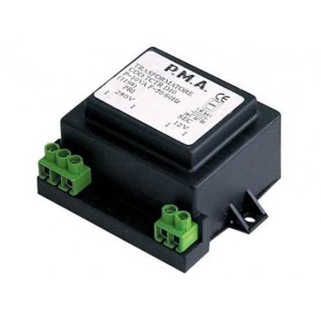 TIQ9431-TRANSFORMATEUR 10VA 230V>12V