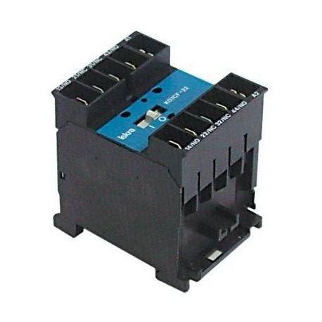 TIQ0729-CONTACTEUR BG0901A 230V 50/60HZ 9A 4KW