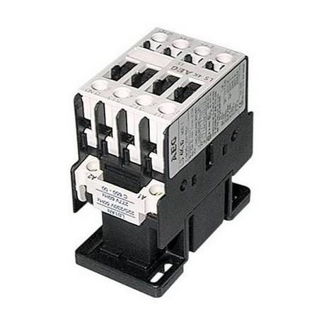 TIQ0852-CONTACTEUR 230V 50/60HZ 25A 4KW