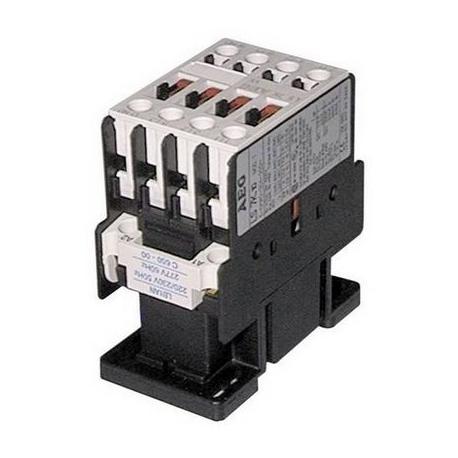TIQ0870-CONTACTEUR AEG LS7K 4CONTACTS NO 230V 50/60HZ