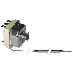 THERMOSTAT DE SECURITE 400V AC 10A TMAXI 230°C CAPILLAIRE 90